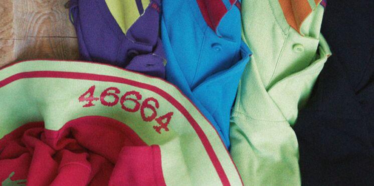 Nelson Mandela lance une marque de vêtements