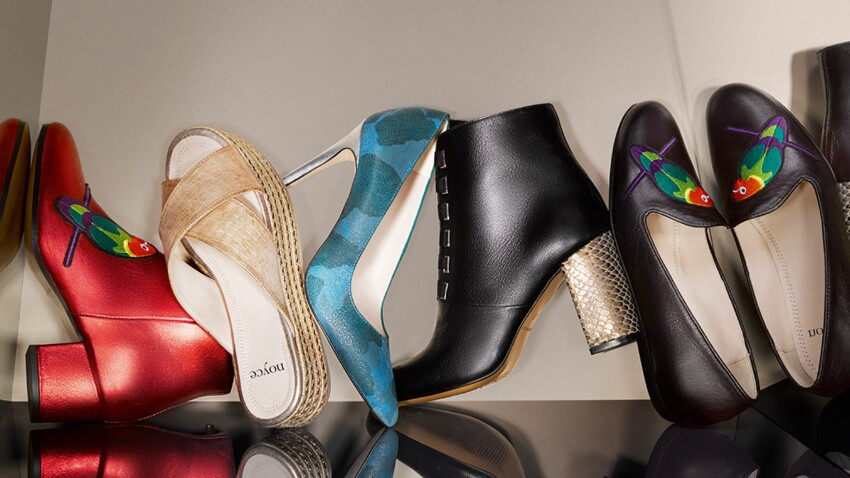 Eram lance Noyce : une ligne de chaussures premium