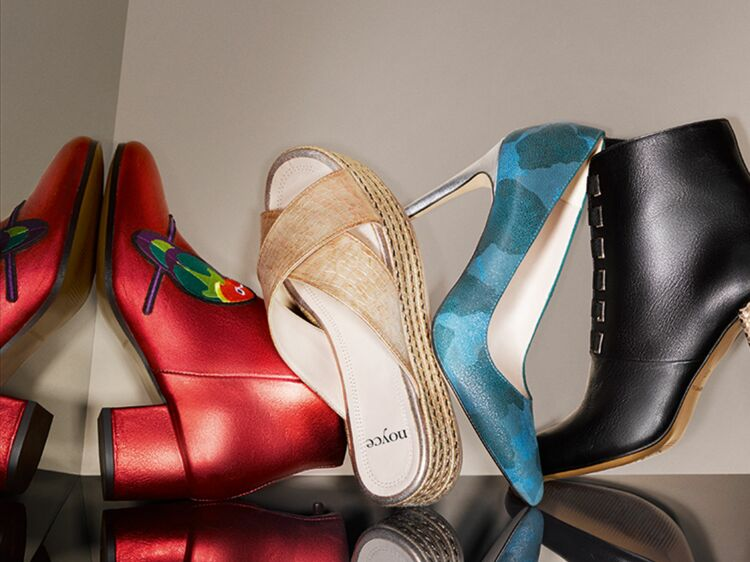 grand choix de 2019 Vente de liquidation 2019 achats Eram lance Noyce : une ligne de chaussures premium : Femme ...