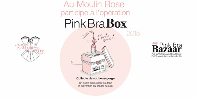 Octobre rose : la Pink Bra Box édition 2015