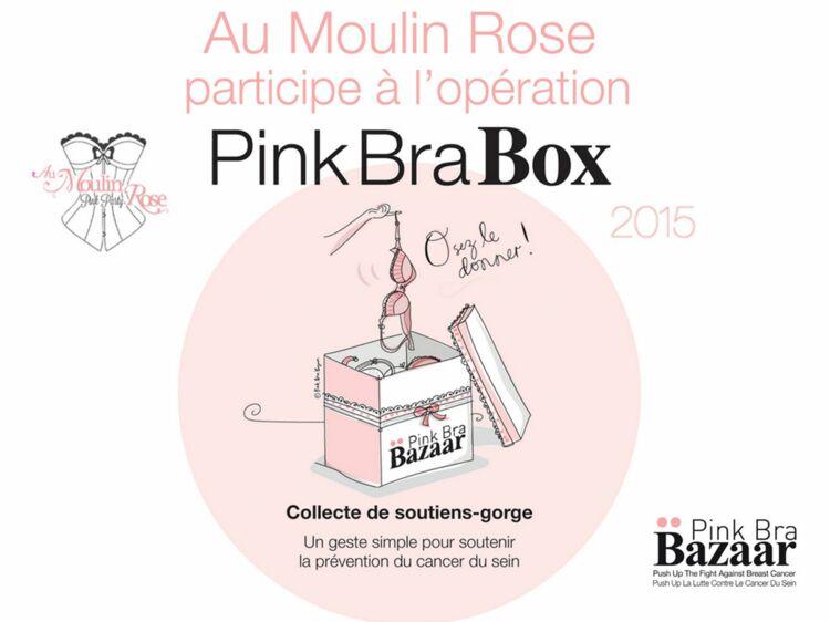Octobre rose   la Pink Bra Box édition 2015   Femme Actuelle Le MAG 643dbd45c87