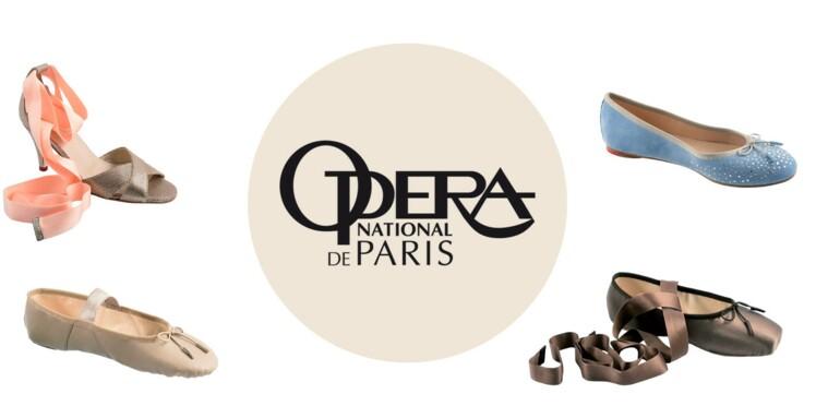 L'Opéra National de Paris se lance dans les chaussures de ville