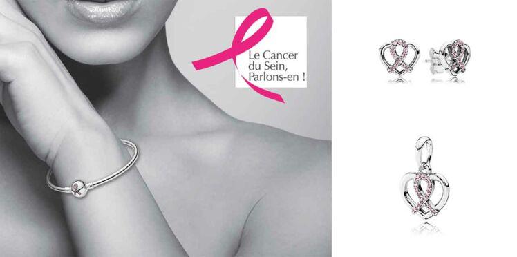 Pandora : un bijou contre le cancer du sein