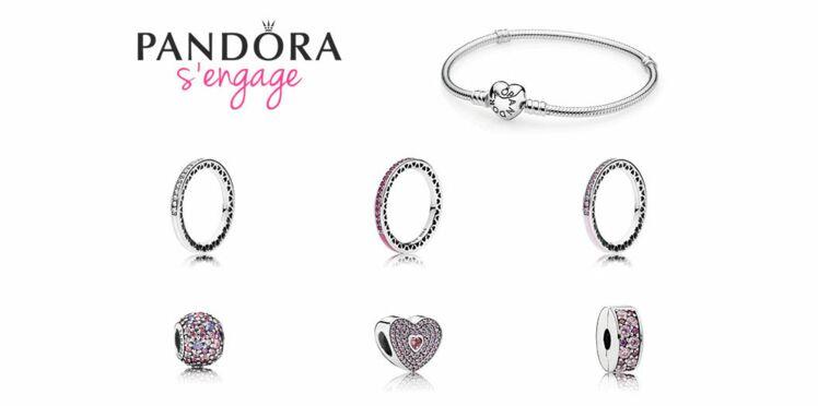 Octobre Rose : Pandora s'engage pour les femmes