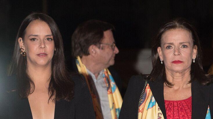 Pauline Ducruet   la fille de Stéphanie de Monaco ose un décolleté ultra  sexy 80b751519af3
