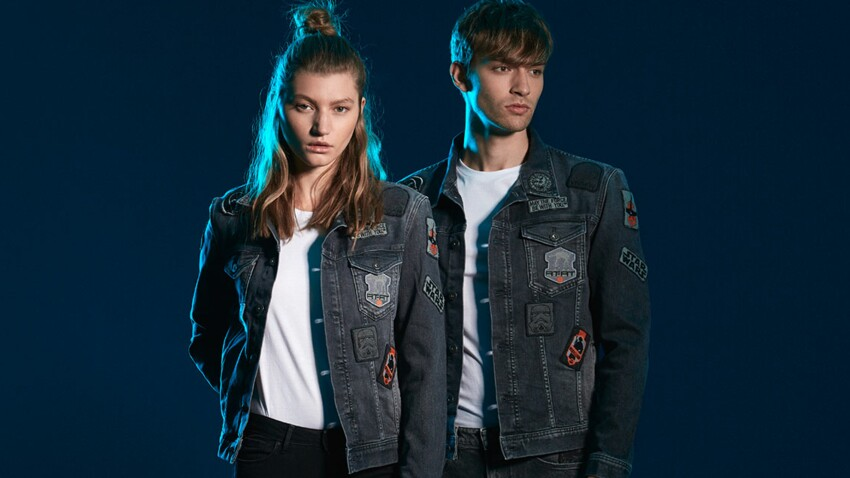 Pepe Jeans lance une collection Star Wars