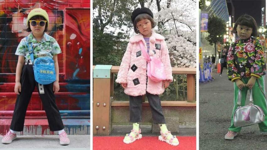 Découvrez les looks ultra pointus de Coco Pink Princess, fashionista de 6 ans aux 71 000 abonnés Instagram