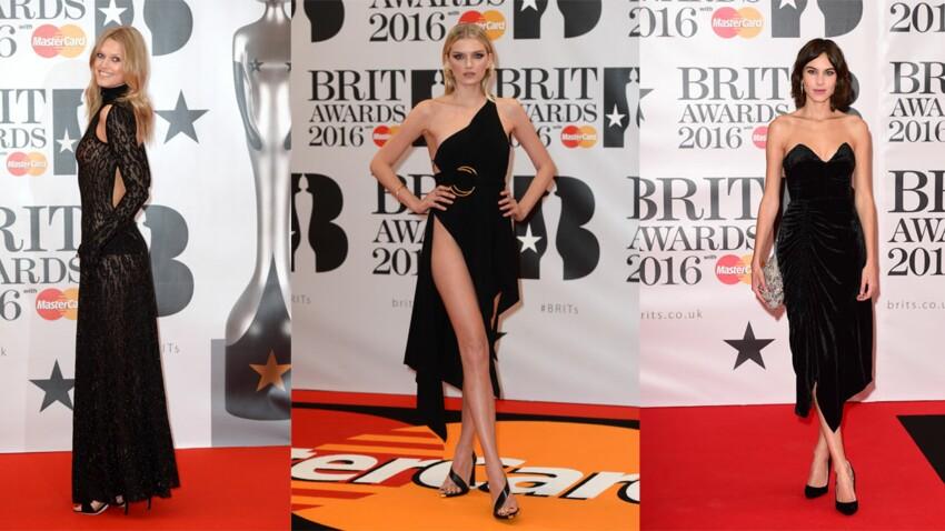 Nos 3 petites robes noires fétiches des Brit Awards
