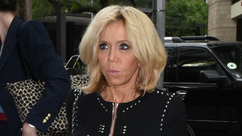 Photo - Brigitte Macron ose une robe très sexy à New York