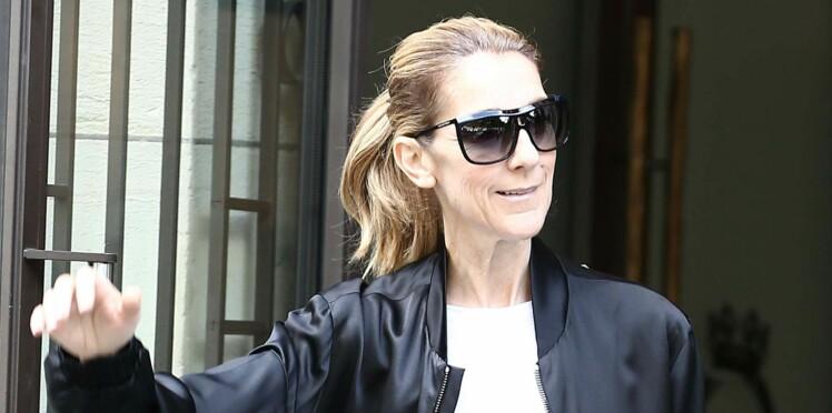 Photo - Céline Dion en baggy et bomber, un look d'ado pour plaire à Pepe Munoz ?