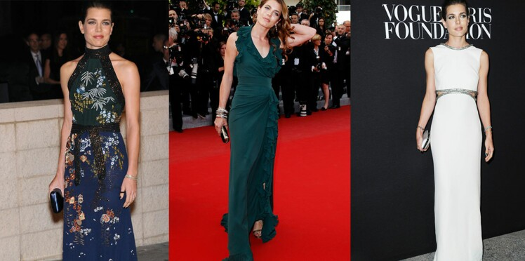 Photos - Charlotte Casiraghi, les plus beaux looks d'une princesse moderne