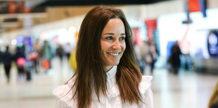 Photo - Pippa Middleton : après son mariage, la soeur de Kate affiche un tout nouveau style