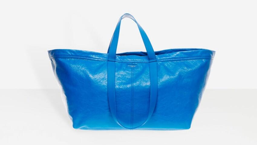 Ikea se moque du nouveau sac Balenciaga