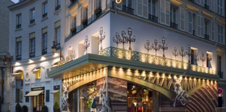 Prada ouvre une boutique éphémère à Paris