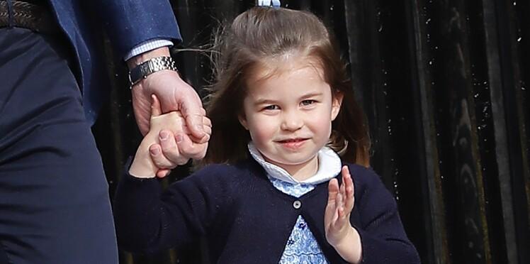 Princesse Charlotte, 3 ans et des tenues toujours coordonnées à celles de sa maman Kate Middleton : découvrez pourquoi !