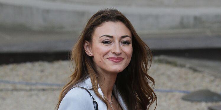 Rachel Trapani (miss France 2007), copine du joueur Benjamin Pavard, sexy pour le rejoindre à l'Elysée
