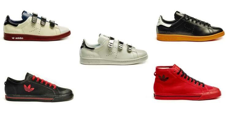 De nouvelles Stan Smith Raf Simons pour Adidas !