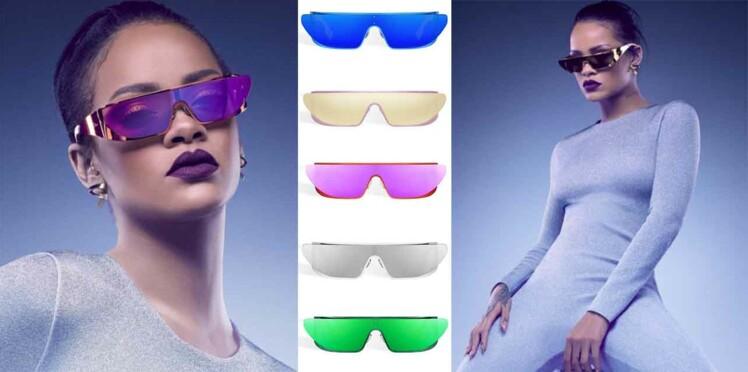 3611e4ce1a0a54 Les lunettes Rihanna de Dior   Femme Actuelle Le MAG