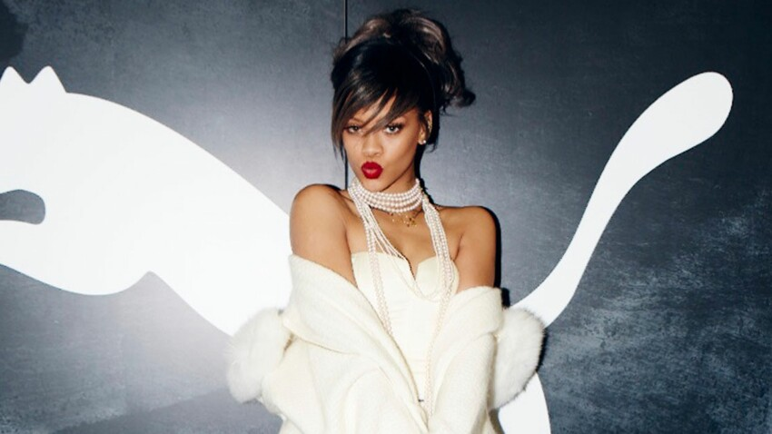 Rihanna, directrice artistique et ambassadrice pour Puma