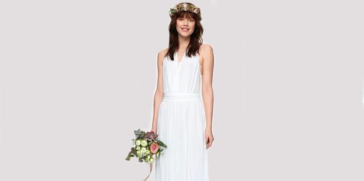 « Flore » : la robe de mariée signée Kiabi