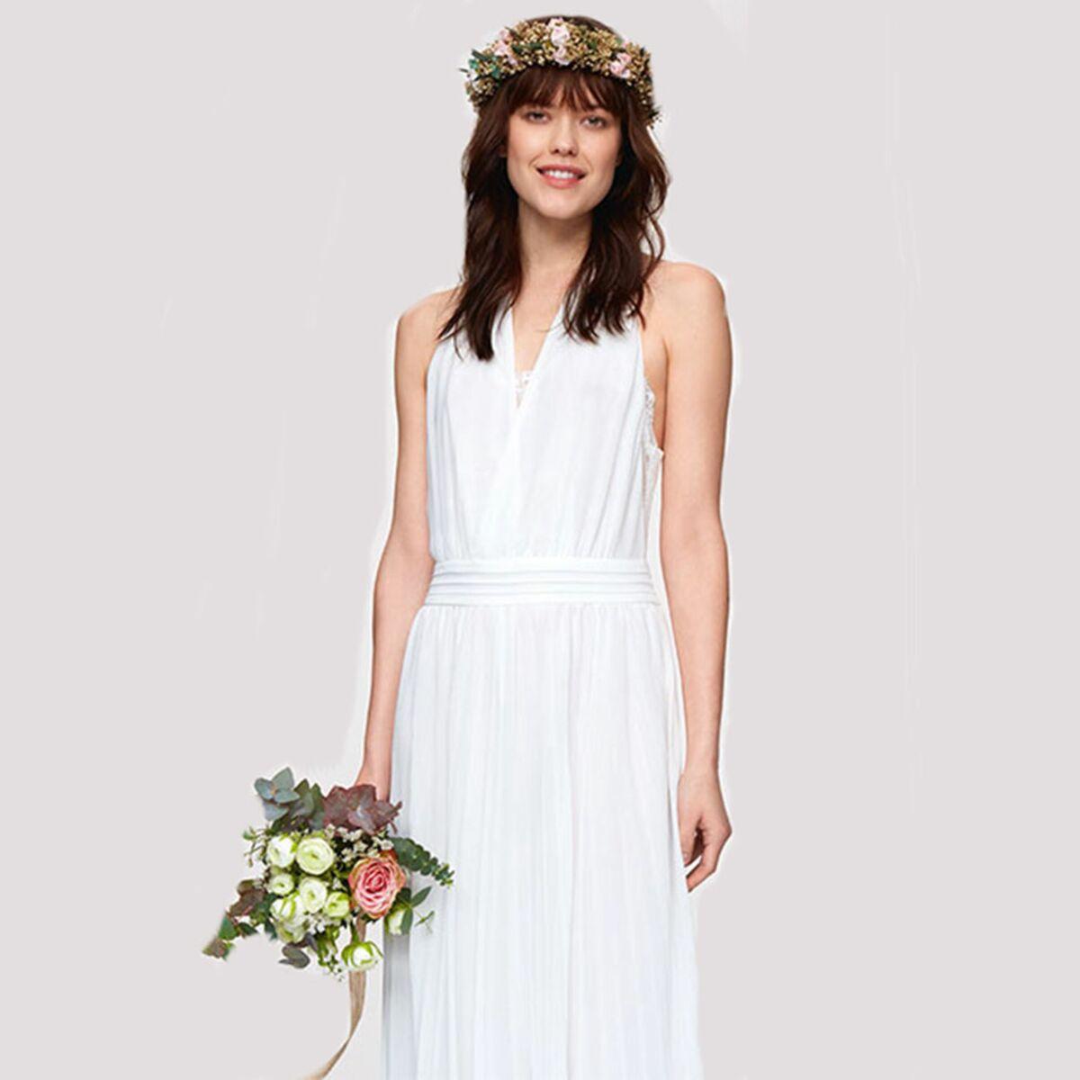 Flore » : la robe de mariée signée Kiabi