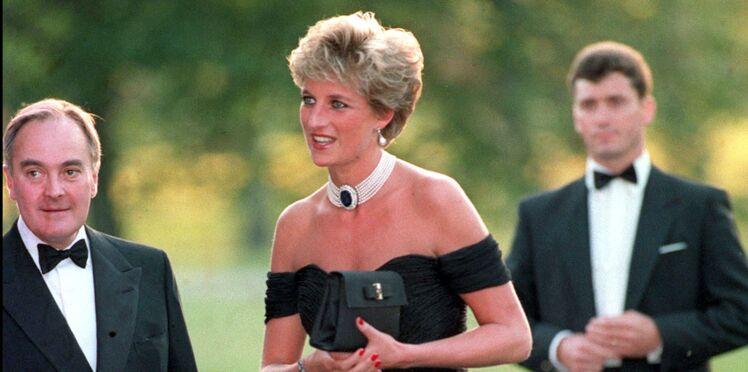 """Connaissez-vous l'histoire de """"la petite robe noire de la vengeance"""" de la Princesse Diana ?"""