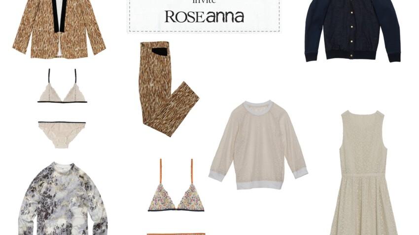 Roseanna pour Monoprix c'est bientôt