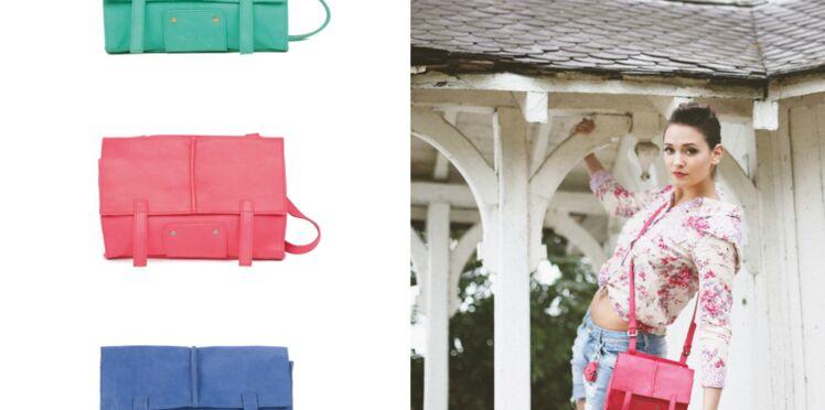 It Bag aux couleurs acidulées