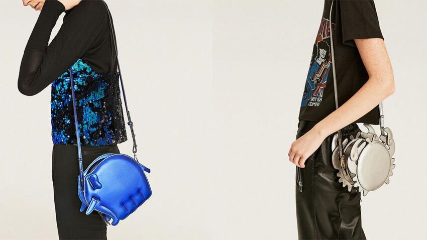 On veut le mini sacs animaux Zara !