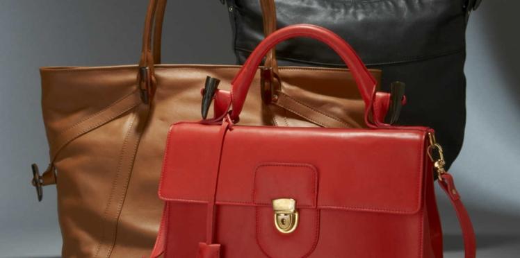 Des sacs chez Cyrillus