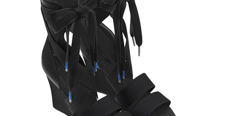 Adidas Originals joue la carte de la sandale compensée pour la saison Printemps-Eté 2012
