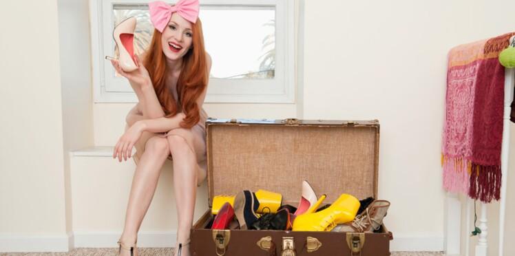 """57% des """"Shoes Addict"""" s'achètent des chaussures dont elles n'ont pas besoin !"""