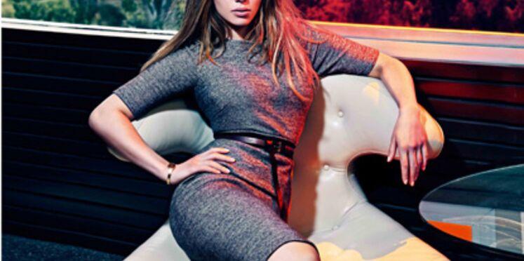 Scarlett Johansson prend à nouveau la pose pour la marque Mango