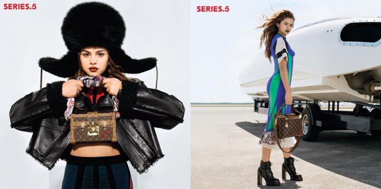 Selena Gomez, nouvelle égérie Louis Vuitton