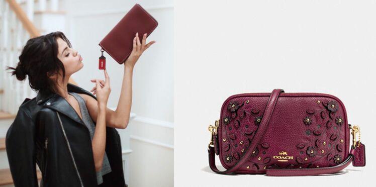 Selena Gomez, nouvelle égérie de la marque Coach
