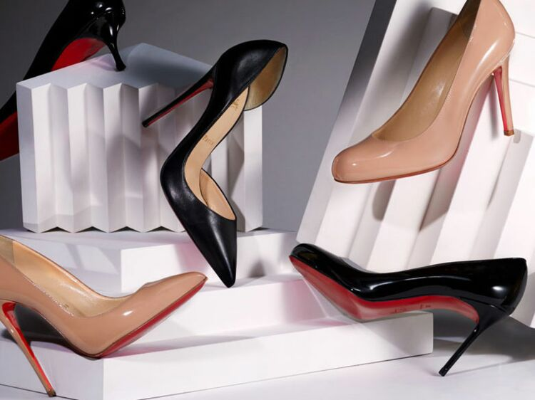 meilleur site web d0ff9 e90a7 Savez-vous pourquoi les semelles des escarpins Louboutin ...