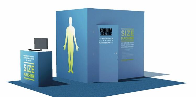 La Size Machine : ou comment bien connaître sa morphologie pour les soldes