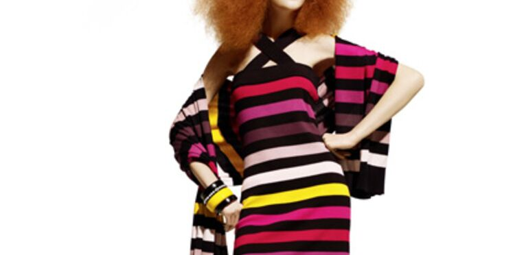 Sonia Rykiel signe une collection de vêtements en maille pour H&M
