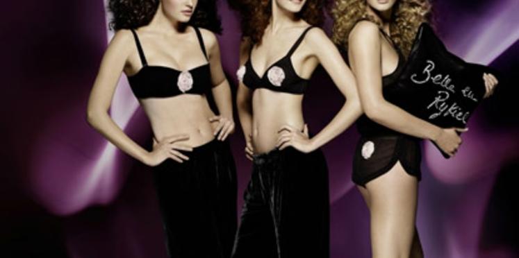 Sonia Rykiel et H&M, lancement de la collection de lingerie le 5 décembre