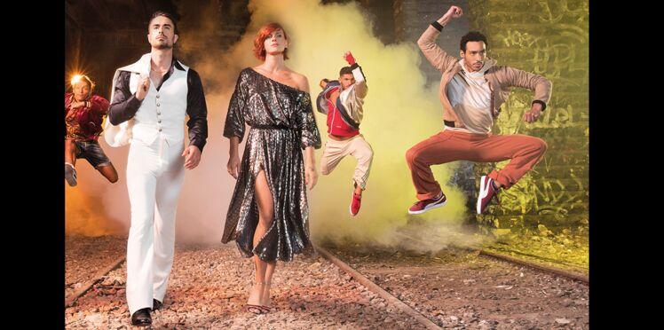 """Un avant-goût en exclu du spectacle """"Saturday Night Fever"""" aux Galeries Lafayette"""