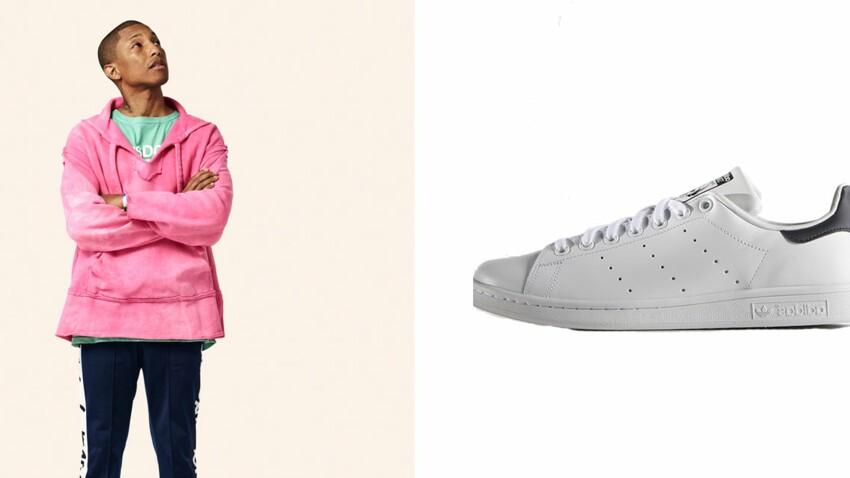 Découvrez les nouvelles Stan Smith d'Adidas Originals x Pharrell Williams !