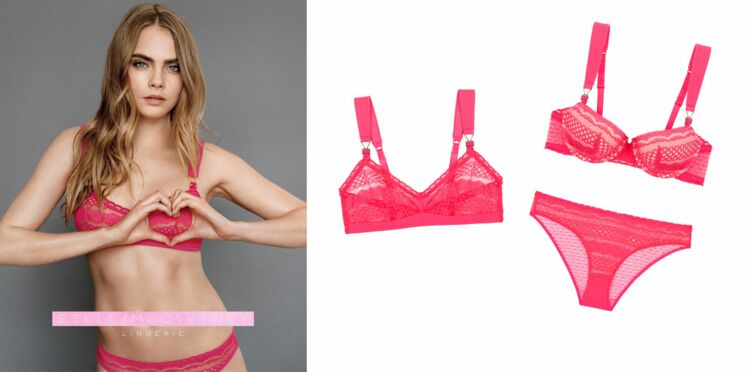 Stella McCartney : la lingerie solidaire