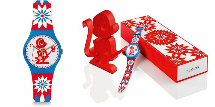 Swatch fête le nouvel an chinois