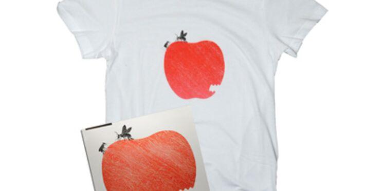 Teachheart, des t-shirts simples et arty