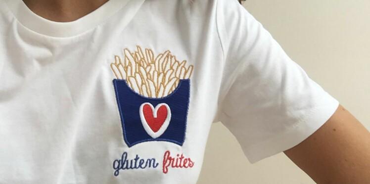 Pizzas, frites ou hamburgers : quel sera votre tee-shirt de l'été ?