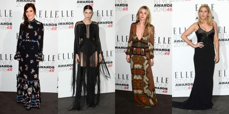 4 tendances du printemps-été repérées aux Elle Style Awards