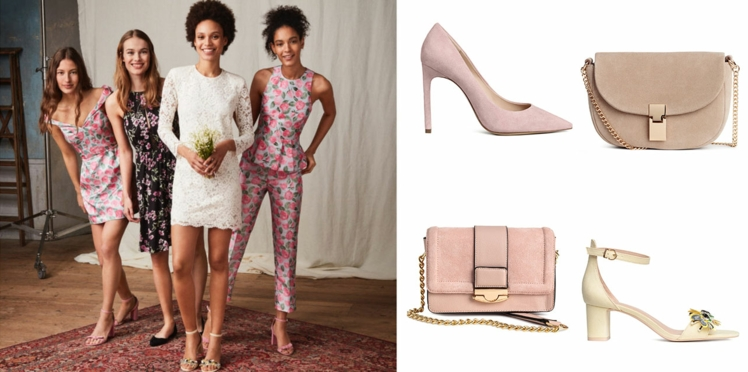 """""""Wedding Shop"""" : la nouvelle page shopping d'H&M pour trouver des tenues mariage à petits prix"""