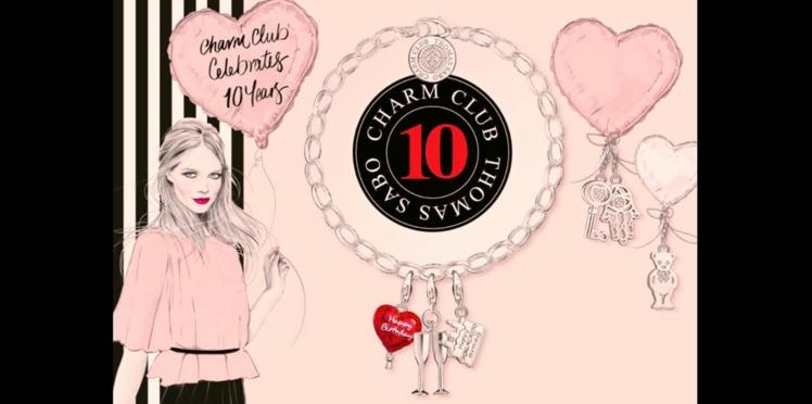 Le Charm Club Thomas Sabo fête ses dix ans !