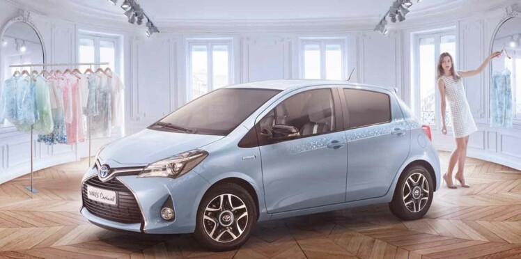 Inédit ! La nouvelle Toyota Yaris signée Cacharel