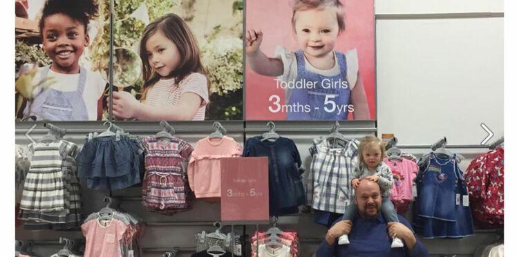 Une petite fille, atteinte de trisomie 21, devient l'égérie d'une marque anglaise